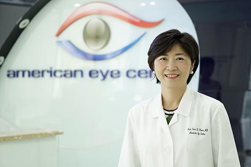 Bác sĩ Nam Trân - Giám đốc Y khoa American Eye Center.