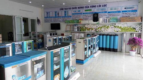 Chiến lược mở rộng thị trường của máy lọc nước Apuwa