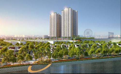 elysia-complex-city-dau-tu-10-ty-dong-xay-dung-cong-vien-ven-song-han
