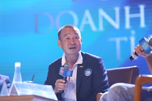 Ông Lưu Đức Khánh chia sẻ về sứ mệnh và chiến lược của Hãng hàng không thế hệ mới.