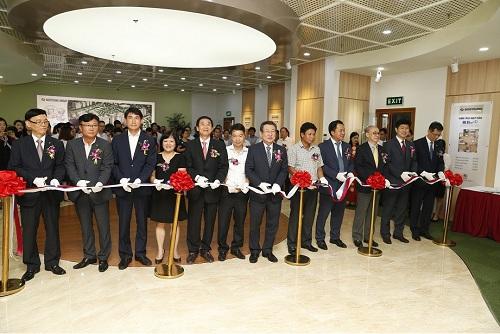 Lễ mở bán tổ hợp Booyoung Vina Mỗ Lao .