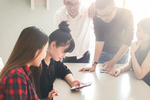 : Ứng dụng đã thu hút hơn 3.000 người dùng Việt sau thời gian ngắn.