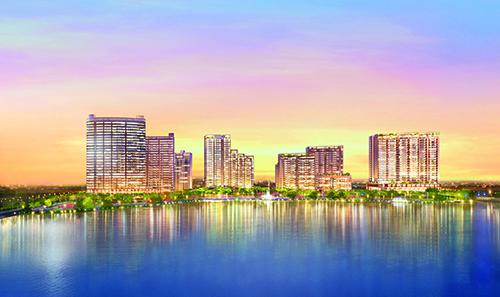 Phú Mỹ Hưng Midtown được phát triển dựa trên mô hình của các khu phức hợp Tokyo Midtown, Midtown Manhattan nổi tiếng. Đây là công trình đầu tiên liên doanh giữa Phú Mỹ Hưng và 3 công ty bất động sản hàng đầu Nhật Bản là Daiwa House Group, Nomura Real Estate Group và Sumitomo Forestry Group.