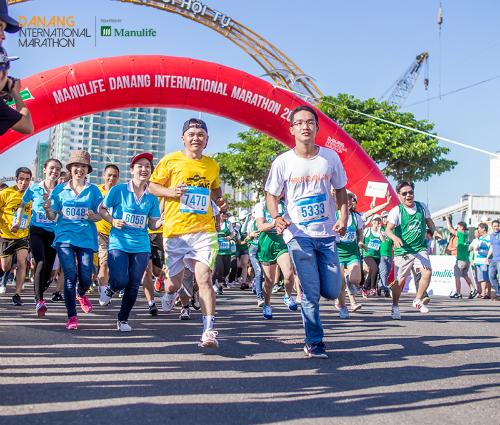 Đơn vị kỳ vọng chia sẻ thông điệp thể thao là dành cho tất cả mọi người và ngày càng có nhiều chương trình sáng tạo hơn nữa dành cho cộng đồng tại Việt Nam.