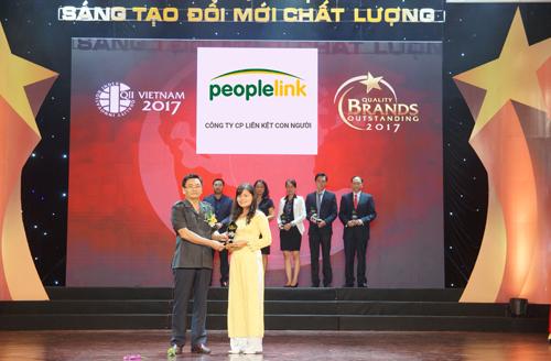 people-link-nhan-giai-thuong-hieu-chat-luong-tieu-bieu-2017