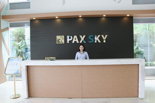 Hệ thống văn phòng Pax Sky có vị trí ngay các quận trung tâm