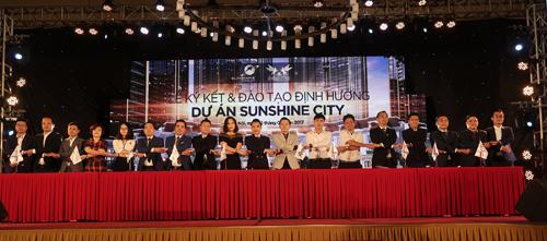 Các đối tác của Sunshine Group