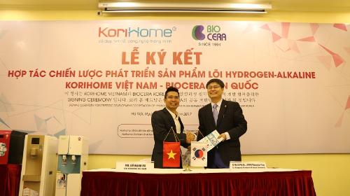 korohome-viet-nam-lam-doi-tac-phat-trien-thuong-hieu-cua-biocera-han-quoc