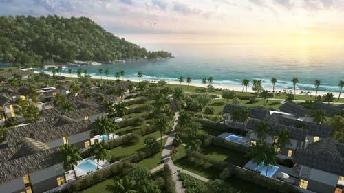 Dự án Sun Premier Village Kem Beach Resort.