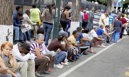 Venezuela - khi nhà giàu sa cơ