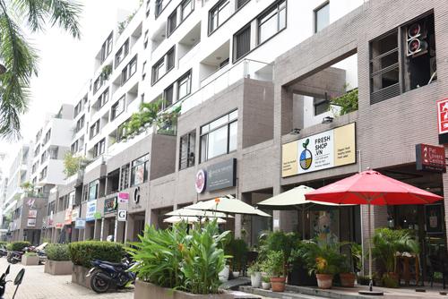 Thị trường đang chờ ngày Phú Mỹ Hưng mở bán các cửa hàng ở khu phố Panorama  - Cửa ngõ vào phố đi bộ Kênh Đào