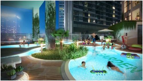 Dự án hiện được phân phối bởi Hải Long Land, hotline: 0888 399 993