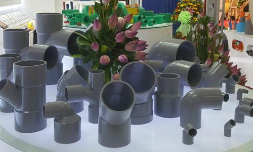 Một số sản phẩm trưng bày tại sự kiện.
