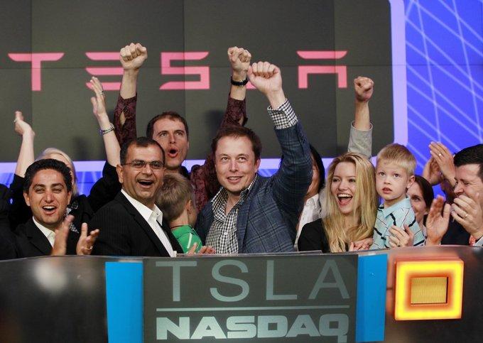 Elon Musk - từ kẻ bị bắt nạt đến người thú vị nhất giới công nghệ