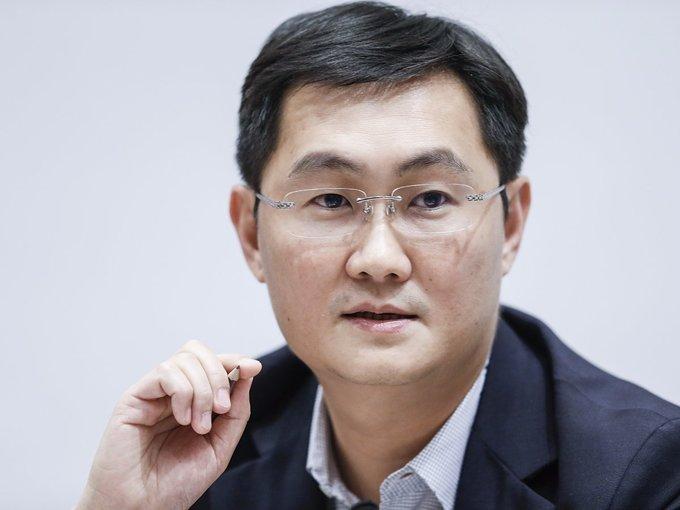 Ông chủ Tencent vượt Jack Ma để giàu nhất Trung Quốc trong vài giờ