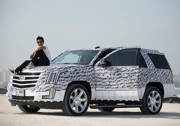 Con trai tỷ phú Dubai chưa đủ tuổi đã tậu siêu xe