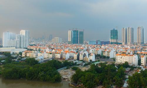 9 thực trạng đáng lo ngại của thị trường địa ốc TP HCM