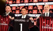 Đại gia Trung Quốc hết cửa vung tiền mua đội bóng nước ngoài