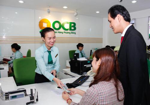 OCB cho doanh nghiệp thấu chi đến 3 tỷ đồng.
