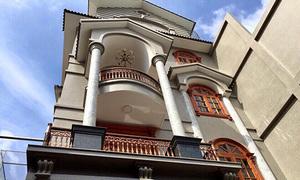 Biệt thự trong hẻm giá 55 tỷ tại Sài Gòn