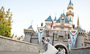 180.000 USD cho một tiệc cưới phong cách cổ tích