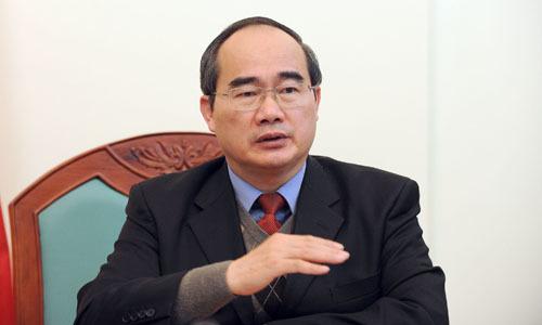 Bí thư Nguyễn Thiện Nhân cam kết startup ở TP HCM sẽ thuận lợi như tại Singapore