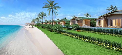 bon-diem-cong-cua-khu-nghi-duong-movenpick-cam-ranh-resort