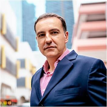 Ông Steve Melhuish - CEO và đồng sáng lập của Tập đoàn Property Guru là diễn giả chính tại sự kiện Expert Talk+