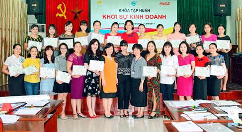 Coca-Cola hỗ trợ 5 triệu phụ nữ khởi nghiệp
