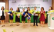 VCLI phối hợp Vietcombank ra mắt sản phẩm bảo hiểm mới