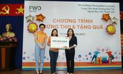 FWD tổ chức nhiều hoạt động cộng đồng nhân một năm thành lập