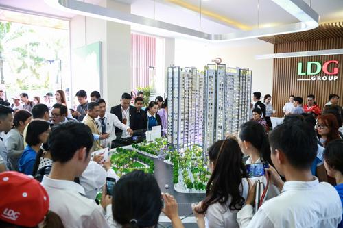 Với tiêu chuẩn thông minh và nhiều khác biệt, căn hộ tại dự án được nhiều khách hàng quan tâm