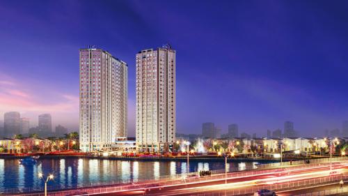 Căn hộ thông minh ven sông Saigon Intela tại Nam Sài Gòn có mức giá gần 1 tỷ đồng/căn. Liên hệ: Hotline: 0937 92 88 92 - Website:Ldggroup.vn