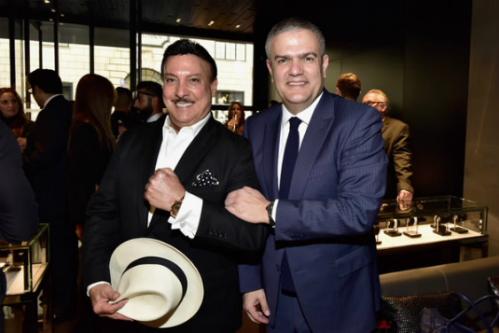 CEO Hublot Ricardo Guadalupe và CEO thương hiệu xì gà trăm tuổi Arturo Fuente sẽ cùng tham dự một sự kiện tại thành phố Hồ Chí Minh.