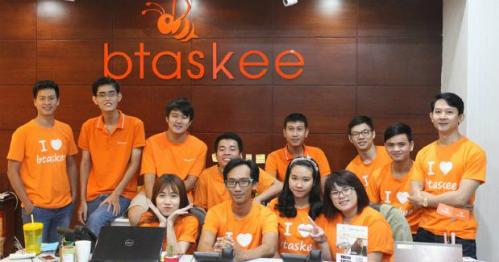 Sau 2 năm hoạt động, bTaskee đã xây dựng được đội ngũ nhân sự ổn định và có 3 cơ sở ở 3 thành phố lớn trong nước.