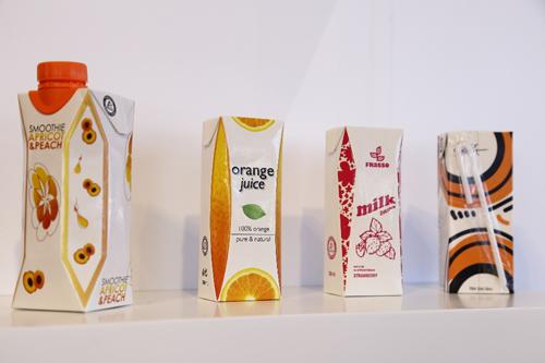 Nhà máy sẽ sản xuất các bao bì giấy công nghệ cao, an toàn và đa dạng cho ngành thực phẩm