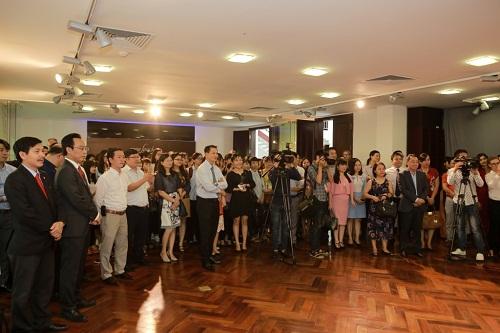 Sự kiện thu hút hơn 150 người tham dự.