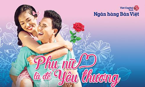 Ngân hàng Bản Việt tặng lãi suất tiết kiệm cho khách hàng nữ