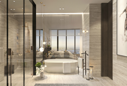 Mỗi không gian trong nhà mang tới những trải nghiệm thư giãn với bản sắc riêng.