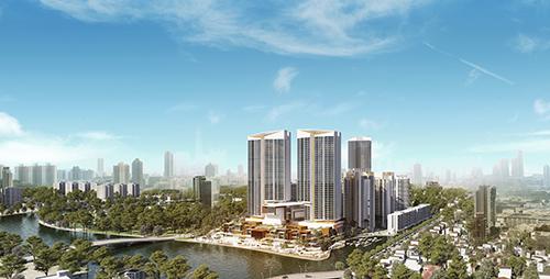 Dự án Kenton Node Hotel Complex do Công ty CP Xây dựng Tài Nguyên làm chủ đầu tư, tọa lạc ngay giao lộ Nguyễn Văn Linh và Nguyễn Hữu Thọ khu Nam Sài Gòn. Thiết kế và xây dựng theo tiêu chuẩn châu Âu, dự án tích hợp nhiều tiện ích cao cấp, mang đến nhiều giá trị về mặt văn hóa và tinh thần cho cộng đồng cư dân và du khách.