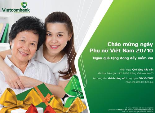 vietcombank-tang-qua-khach-hang-nu-nhan-ngay-20-10