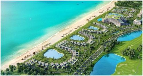 Vinpearl Nam Hội An Resort & Villas là khu du lịch nghỉ dưỡng phức hợp cao cấp.