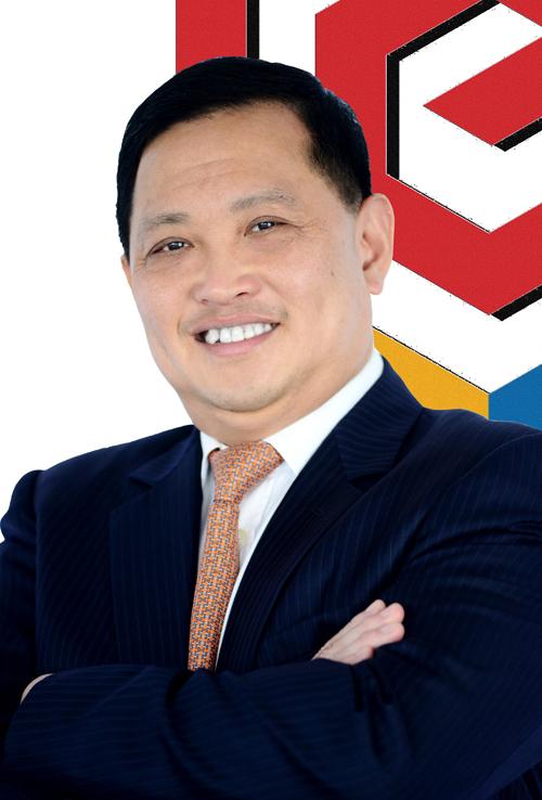 Ông Nguyễn Văn Đạt - Chủ tịch Hội đồng quản trị kiêm Tổng giám đốc Công ty Phát Đạt.