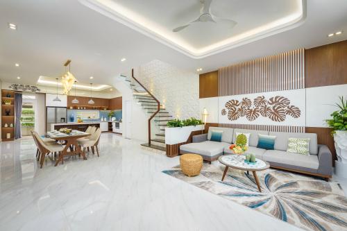 Ngôi nhà Rosita Garden tiện nghi với giá từ 3,3 tỷ đồng mỗi căn. Ảnh: Rosita Garden.