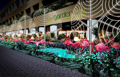 vuon-than-thoai-hong-hac-tai-the-garden-mall