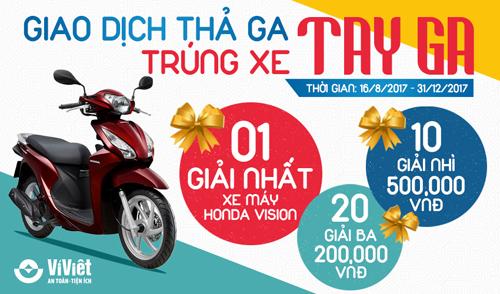 Tải Ví Việt, truy cập https://www.viviet.vn/install-app  Tổng đài CSKH (miễn phí 24/7): 1800.6665