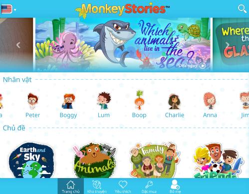 Sự trau chuốt ngay từ khâu nội dung cùng sự đầu tư về hình ảnh, âm thanh khiến những bộ truyện của Monkey Stories luôn có giá trị giáo dục cao.