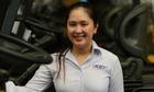 Nữ CEO tài năng của Công ty xe nâng MGA