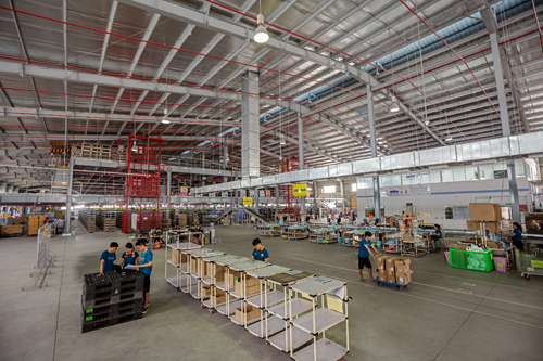 Chương trình Mưa sale băng mang đến nhiều sản phẩm ưu đãi từ các thương hiệu trong và ngoài nước cho khách hàng