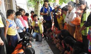 Suntory PepsiCo hỗ trợ hoạt động dành cho giới trẻ